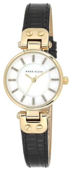 Anne Klein 1950MPBK - женские наручные часы из коллекции RingAnne Klein<br><br><br>Бренд: Anne Klein<br>Модель: Anne Klein 1950 MPBK<br>Артикул: 1950MPBK<br>Вариант артикула: None<br>Коллекция: Ring<br>Подколлекция: None<br>Страна: США<br>Пол: женские<br>Тип механизма: кварцевые<br>Механизм: None<br>Количество камней: None<br>Автоподзавод: None<br>Источник энергии: от батарейки<br>Срок службы элемента питания: None<br>Дисплей: стрелки<br>Цифры: отсутствуют<br>Водозащита: WR 30<br>Противоударные: None<br>Материал корпуса: не указан, PVD покрытие (полное)<br>Материал браслета: кожа<br>Материал безеля: None<br>Стекло: минеральное<br>Антибликовое покрытие: None<br>Цвет корпуса: None<br>Цвет браслета: None<br>Цвет циферблата: None<br>Цвет безеля: None<br>Размеры: 26 мм<br>Диаметр: None<br>Диаметр корпуса: None<br>Толщина: None<br>Ширина ремешка: None<br>Вес: None<br>Спорт-функции: None<br>Подсветка: None<br>Вставка: None<br>Отображение даты: None<br>Хронограф: None<br>Таймер: None<br>Термометр: None<br>Хронометр: None<br>GPS: None<br>Радиосинхронизация: None<br>Барометр: None<br>Скелетон: None<br>Дополнительная информация: None<br>Дополнительные функции: None
