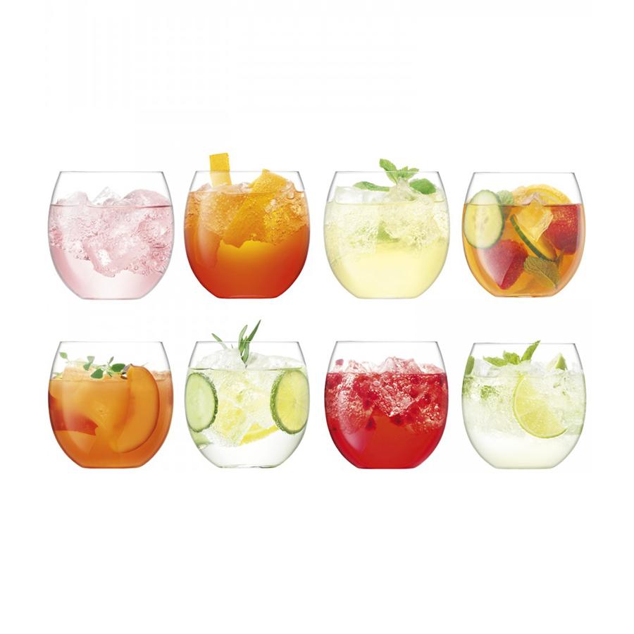 Стакан Balloon 8 шт. прозрачный LSA G1363-16-301Бокалы и стаканы<br>Набор из 8 универсальных бокалов, которые можно использовать не только для подачи коктейлей, аперитивов и крепких напитков, но и для десертов. Мороженое, крем, мусс, ягоды со взбитыми сливками, пудинг — любой десерт будет смотреться великолепно.<br>Коллекция Balloon — это сочетание практичности, безупречного качества и стильного дизайна. <br>Бокалы можно мыть в посудомоечной машине.<br>Набор упакован в голографическую коробку и станет отличным подарком на любой праздник.<br>
