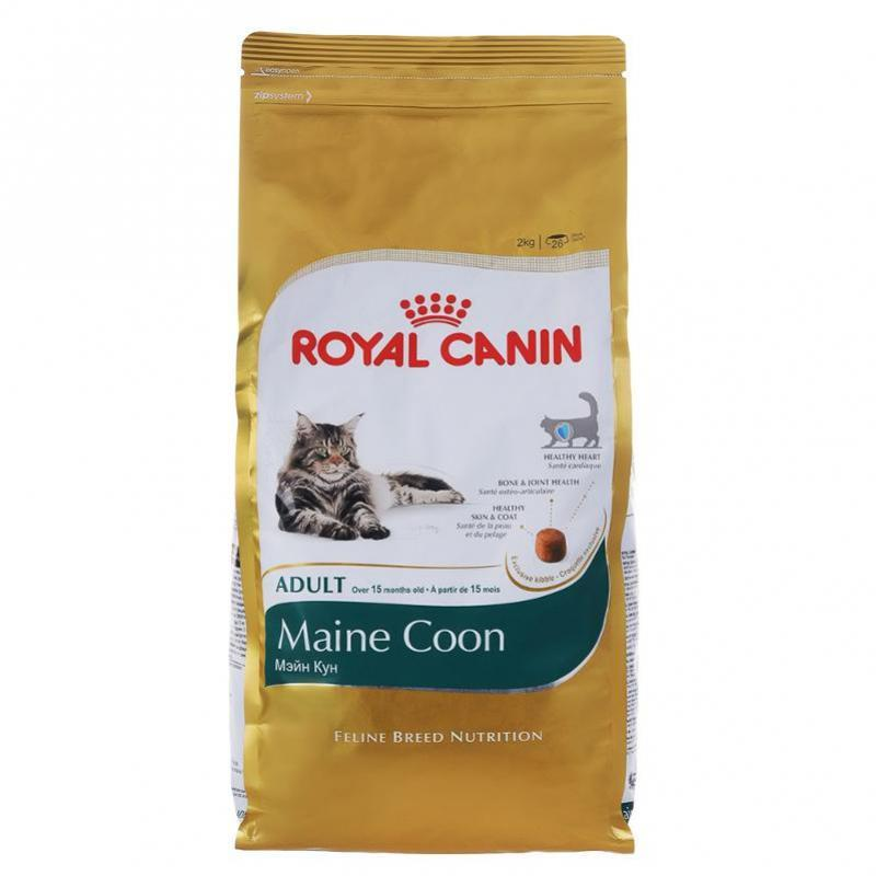Корм royal canin русский