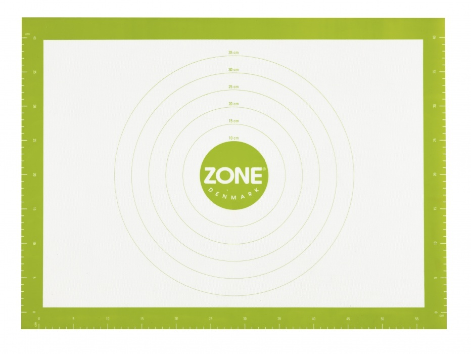 Коврик для теста 45х62 ZONE GOURMET CONFETTI 332019Скидки на товары для кухни<br>Одно из самых практичных изобретений для тех, кто увлечен домашней кулинарией - коврик для теста из стекловолокна и силикона с разметкой. Ориентируясь на шкалы, вы можете подбирать необходимый размер будущей выпечки.<br>