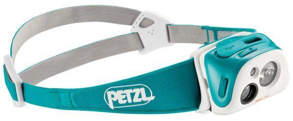 светодиодный фонарь Petzl TIKKA R+ светло-синий