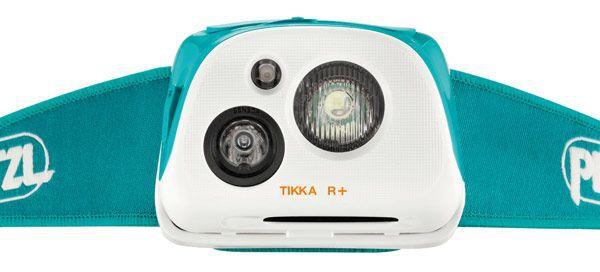 светодиодный фонарь Petzl TIKKA R+ светло-синий купить