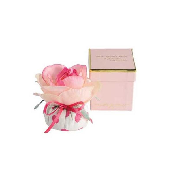 Серия «РОЗА КОНФЕТА» Саше<br>Серия РОЗА КОНФЕТА Саше с розой в розовой коробке<br>
