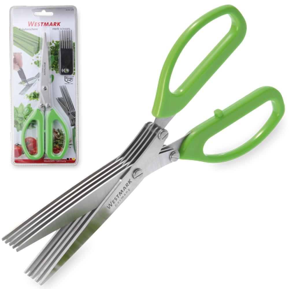 Ножницы для зелени с 5-ю лезвиями, на карточке Westmark Steel арт. 11752280Кухонные ножницы<br><br>