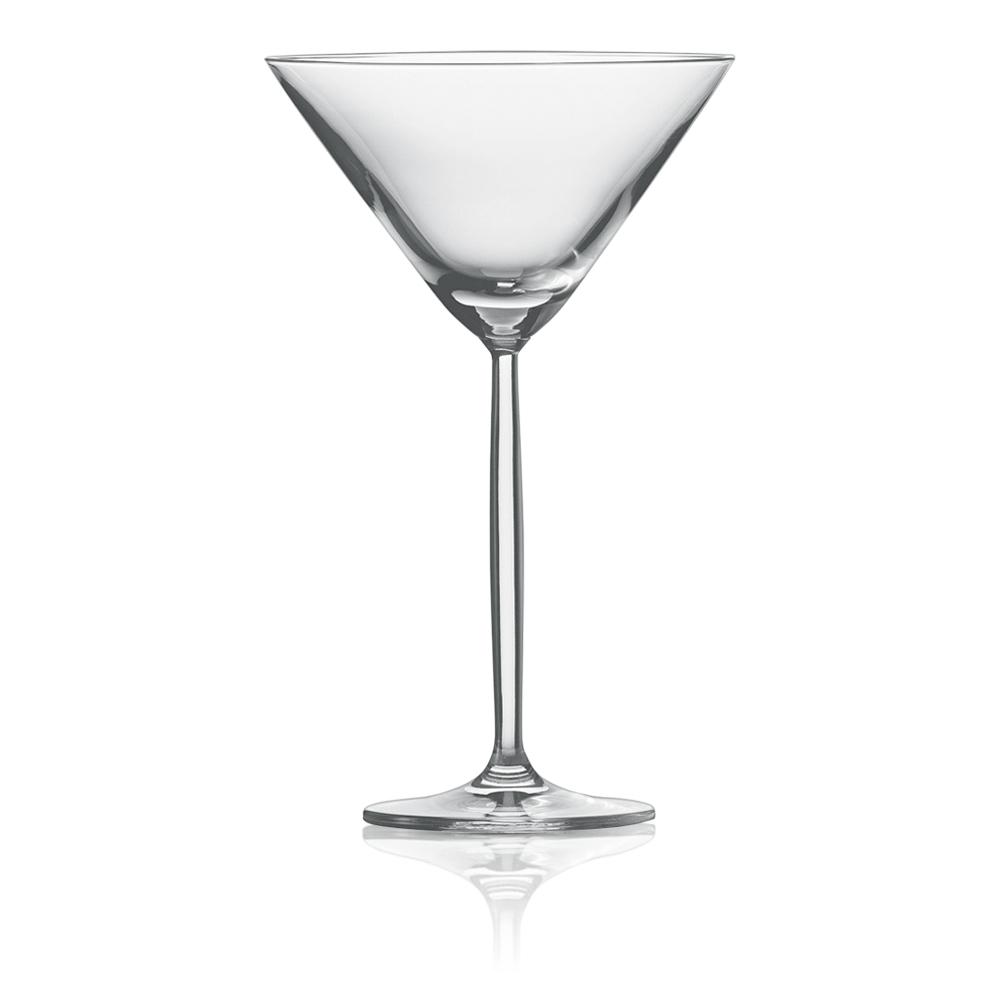 Набор из 6 бокалов для мартини 250 мл SCHOTT ZWIESEL Diva арт. 105 703-6Бокалы и стаканы<br>Набор из 6 бокалов для мартини 250 мл SCHOTT ZWIESEL Diva арт. 105 703-7<br><br>вид упаковки: подарочнаявысота (см): 18.6диаметр (см): 11.4материал: хрустальное стеклоназначение: для мартиниобъем (мл): 251предметов в наборе (штук): 6страна: Германия<br>Элегантные рюмки и бокалы на высоких тонких ножках серии Diva — воплощение классических форм и безупречного стиля. Эта красивая и практичная коллекция создана для разнообразных вин: белых и красных, молодых и зрелых, легких и крепких.<br>Изящный дизайн и удобные формы рюмок, бокалов и фужеров серии Diva позволит вам приятно насладиться любимым напитком, смакуя его маленькими глотками.<br>Кажущаяся хрупкость этих изделий обманчива: тритановое стекло, из которого они изготовлены, обладает невероятной прочностью, что позволяет использовать их ежедневно и мыть в посудомоечной машине, не опасаясь, что они разобьются или потеряют прозрачность и первозданный блеск.<br>