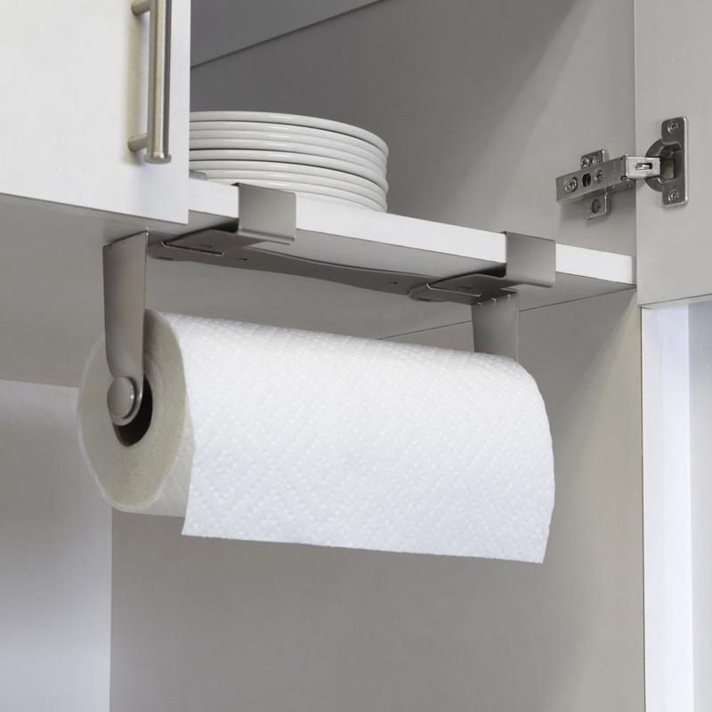 Держатель бумажных полотенец Umbra mountie никель 330070-410Держатели для полотенец<br>Держатель бумажных полотенец Umbra mountie никель 330070-410<br><br>Металлический держатель для полотенец - новинка торговой марки Umbra. Удобное крепление – зажим, позволит Вам удобно зафиксировать держатель на стену, на дверцу или на кухонный шкафчик , благодаря этому, они не будут занимать столь ценное место на столе и мешать заниматься приготовлением пищи.<br>Официальный продавец<br>