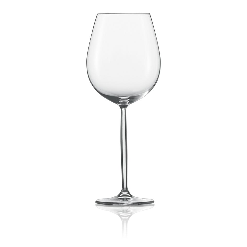 Набор из 2 бокалов для красного вина 460 мл SCHOTT ZWIESEL Diva арт. 104 955-2Бокалы и стаканы<br>Набор из 2 бокалов для красного вина 460 мл SCHOTT ZWIESEL Diva арт. 104 955-3<br><br>вид упаковки: подарочнаявысота (см): 22.9диаметр (см): 9.1материал: хрустальное стеклоназначение: для красного винаобъем (мл): 460предметов в наборе (штук): 2страна: Германия<br>Элегантные рюмки и бокалы на высоких тонких ножках серии Diva — воплощение классических форм и безупречного стиля. Эта красивая и практичная коллекция создана для разнообразных вин: белых и красных, молодых и зрелых, легких и крепких.<br>Изящный дизайн и удобные формы рюмок, бокалов и фужеров серии Diva позволит вам приятно насладиться любимым напитком, смакуя его маленькими глотками.<br>Кажущаяся хрупкость этих изделий обманчива: тритановое стекло, из которого они изготовлены, обладает невероятной прочностью, что позволяет использовать их ежедневно и мыть в посудомоечной машине, не опасаясь, что они разобьются или потеряют прозрачность и первозданный блеск.<br>