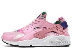 Кроссовки Женские Nike Air Huarache ES Havai Pink