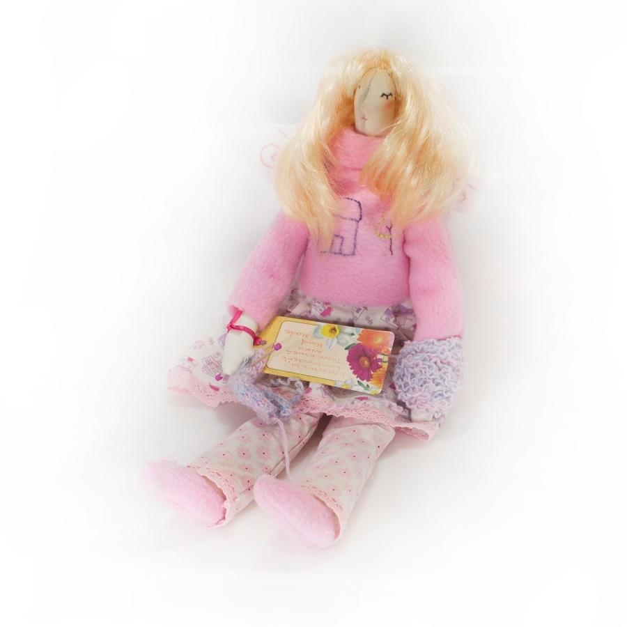 Кукла Домашняя фея (Подарки для женщин)Подарки для женщин<br>Кукла мастера Марины Кособок <br>Домашняя фея<br>