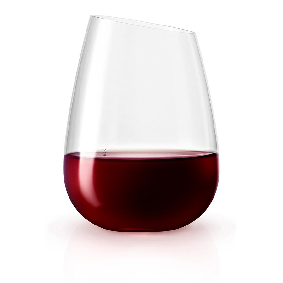 Стакан 480 мл Eva Solo 541041Бокалы и стаканы<br>Стакан 480 мл Eva Solo 541041<br><br>Легендарная скошенная форма бокалов для вина нашла продолжение в стаканах Eva Solo. Благодаря утончённой современной форме бокалы подойдут и для торжественной сервировки, и для домашнего ужина. Используйте стаканы для воды, соков и смузи, коктейлей, а также для десертов или гранолы на завтрак. <br>Стаканы легко чистить, так как они подходят для мытья в посудомоечной машине при настройке программы для деликатного мытья.<br>