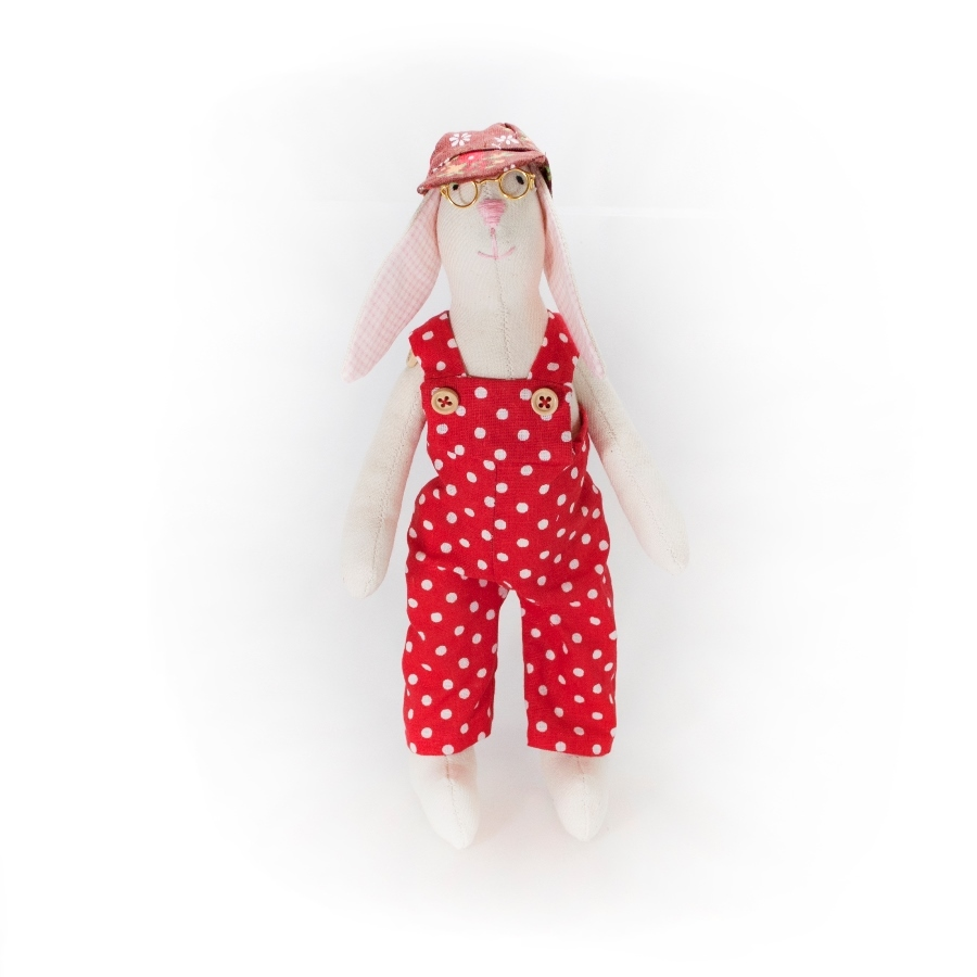 Кукла Летний заяц (Подарки для женщин)Подарки для женщин<br>Кукла мастера Марины Кособок <br>Летний заяц<br>