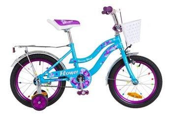 Детский велосипед для девочек Formula Flower