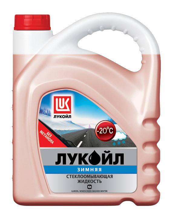 Незамерзающая жидкость Лукойл
