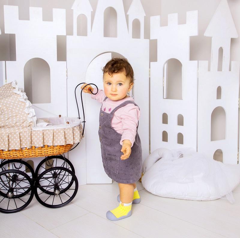 Первая обувь для малыша дома │ интернет-магазин Аттипас
