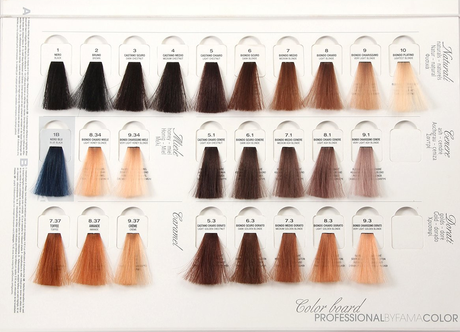 By-fama краска для волос