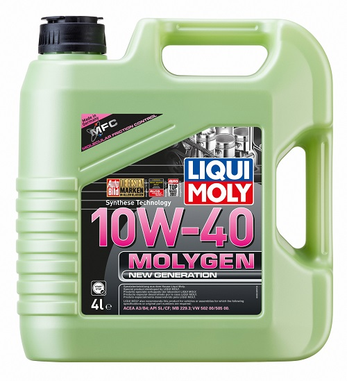 Liqui Moly Molygen New Generation 10W40