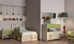 ДРУЖБА Мебель для детей