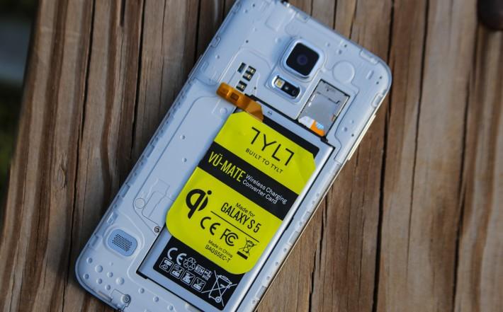 Ресивер qi для Samsung Galaxy S5