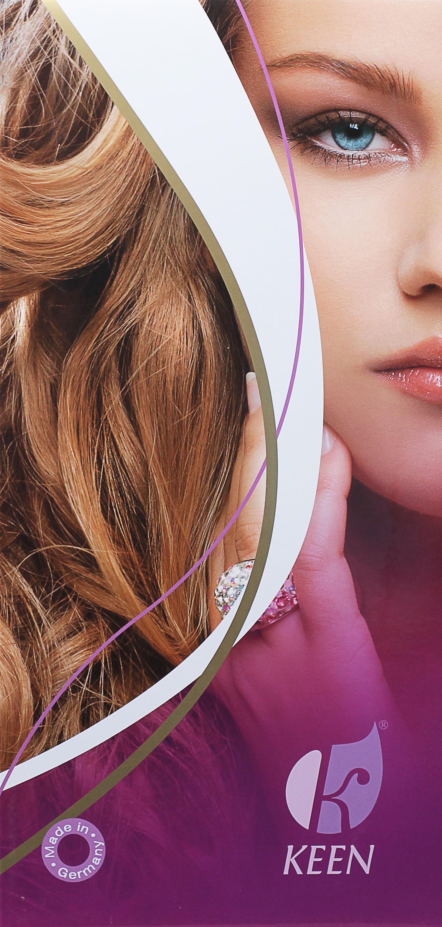 кин краска для волос палитра цветов