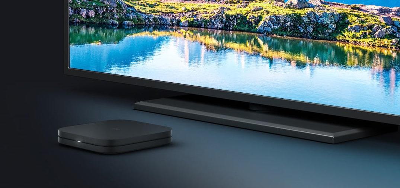 Медиаплеер Xiaomi Mi TV box 4c