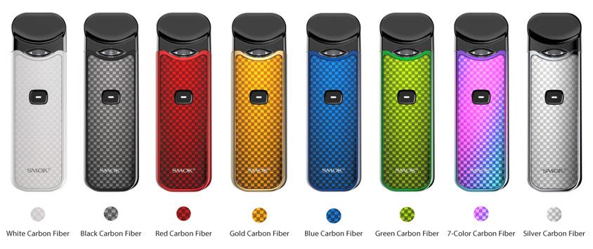 SMOK Nord Kit - Carbon Edition