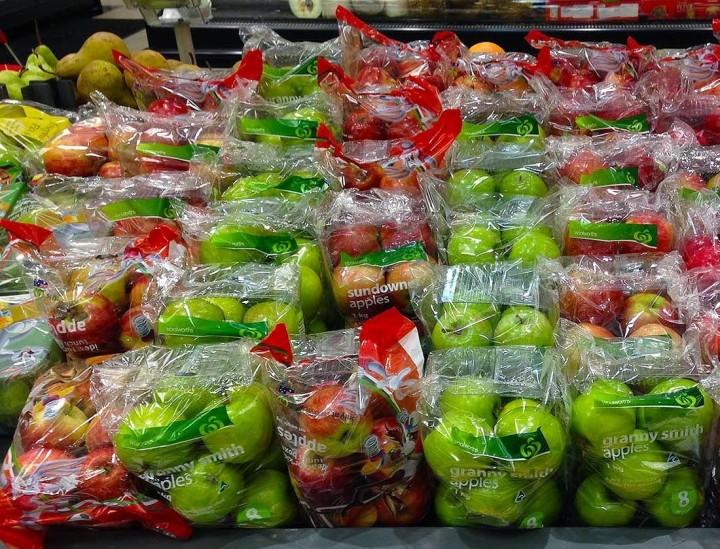Фасовка фруктов приносит покупателю удобство, а магазину – дополнительную приибыль