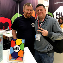 создатель кубиков историй Rory Story Cubes