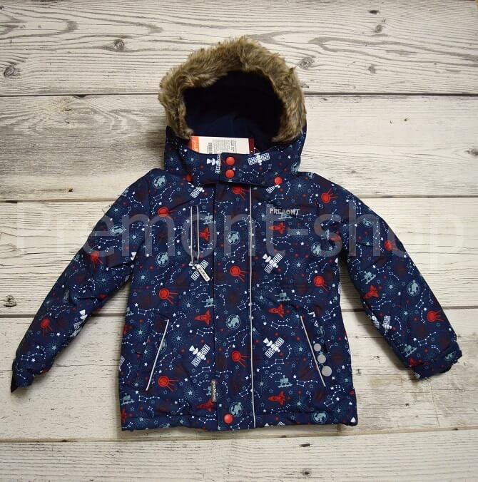 Куртка от комплекта Premont Космос Хэдфилда