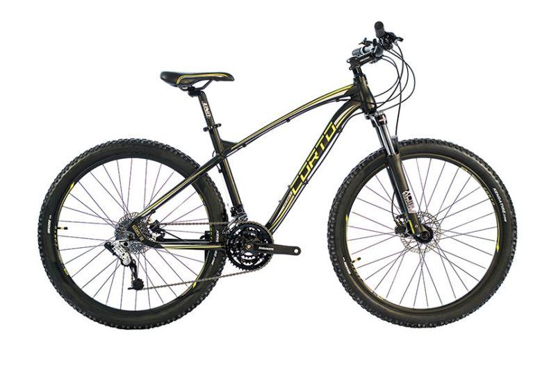 Прогулочный велосипед Corto