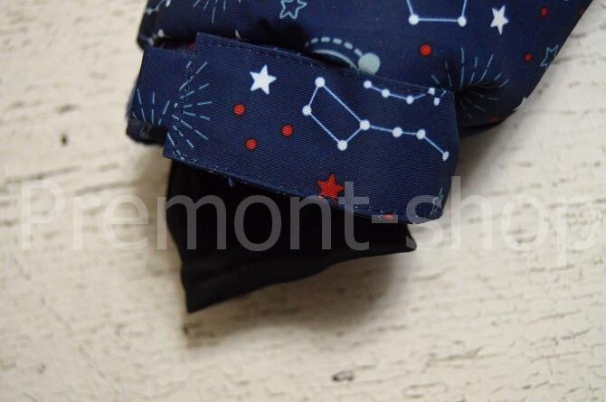 Манжета на рукаве комплекта Premont Космос Хэдфилда