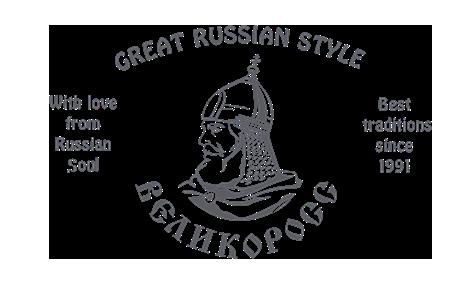 логотип компании великоросс санкт-петербург