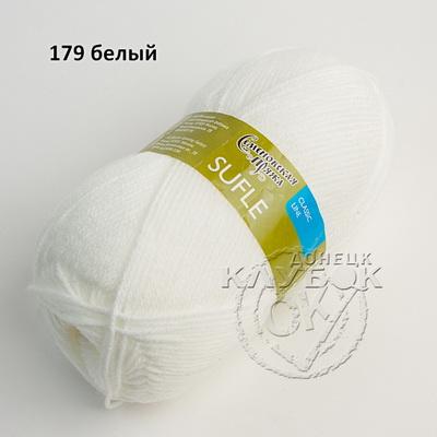 Суфле Семеновская 01 белый
