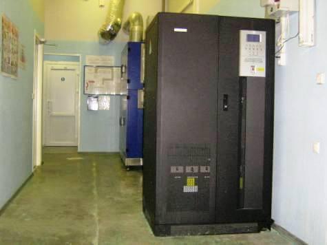 Трехфазный ИБП Gewald Electric KR3380T
