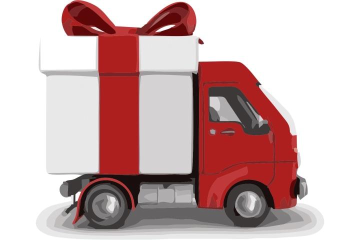 Организация доставки товара является сильным конкурентным преимуществом магазина