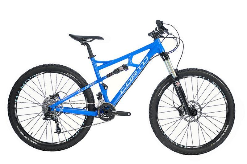 Эндуро велосипед Corto Slope
