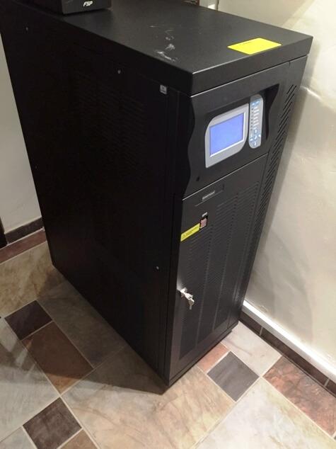 Трехфазный ИБП Gewald Electric KR3320
