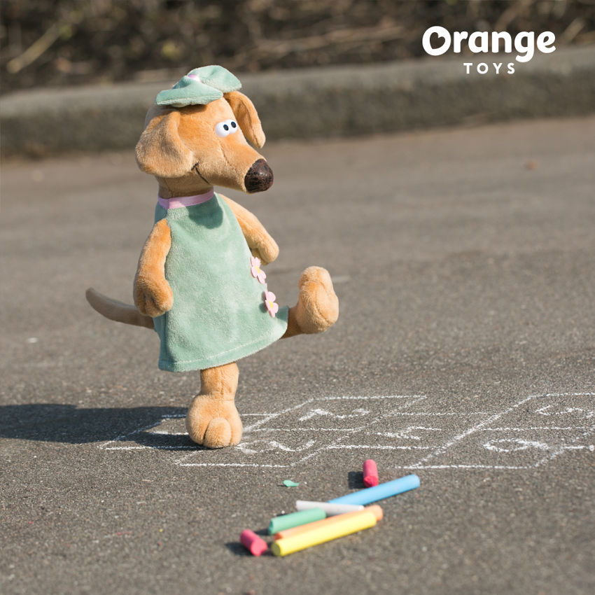 Собака Жужа, Orange Toys