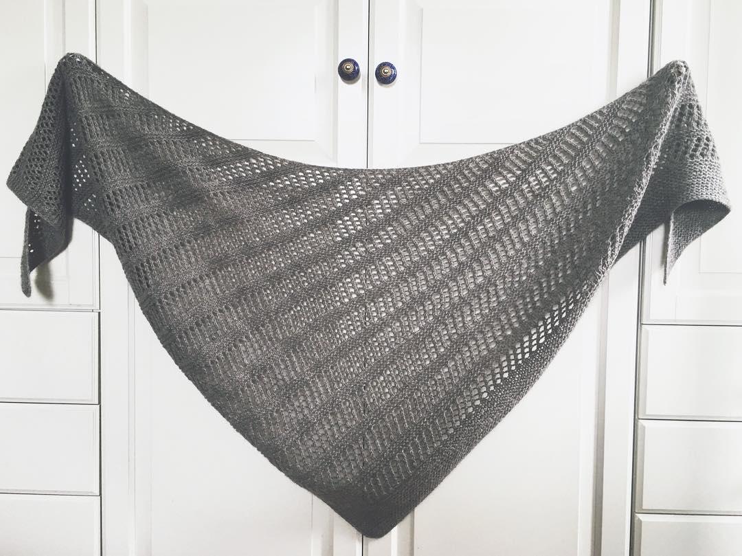 платок из пуха яка