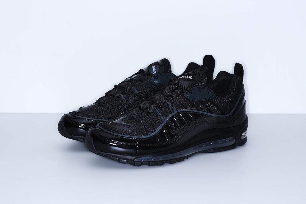 Nike Air Max 98 Supreme мужские