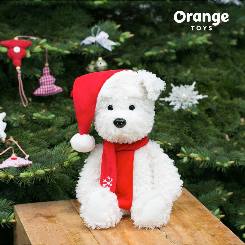 Пес Санта, Orange Toys