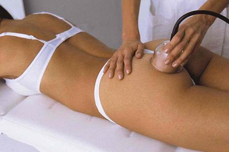 Вакуумный массаж Skin Tonic