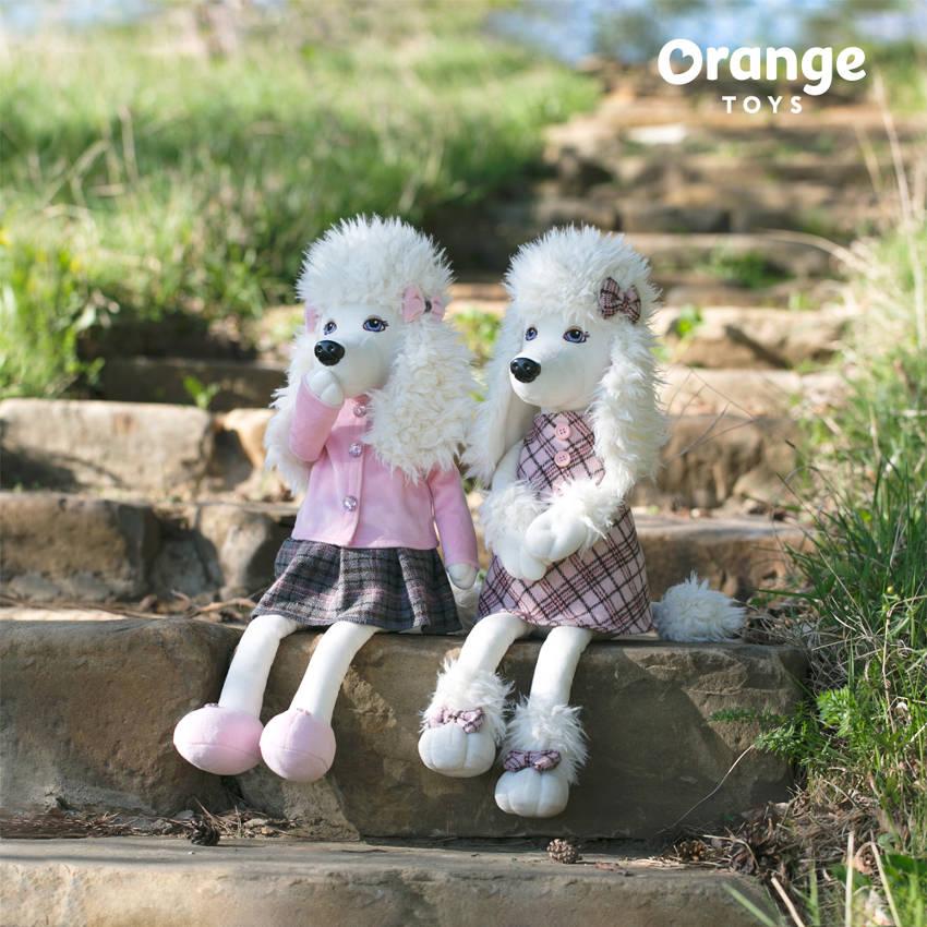 Пудель Жюли, Orange Toys