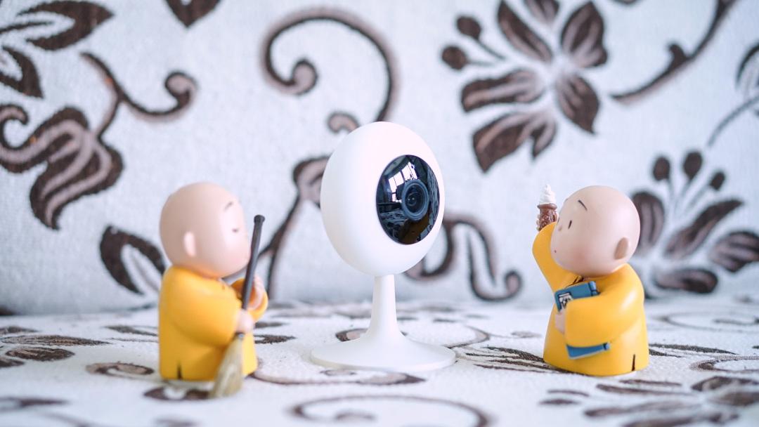 IP-Камера Xiaobai iMi Smart Camera микрофон и динамик