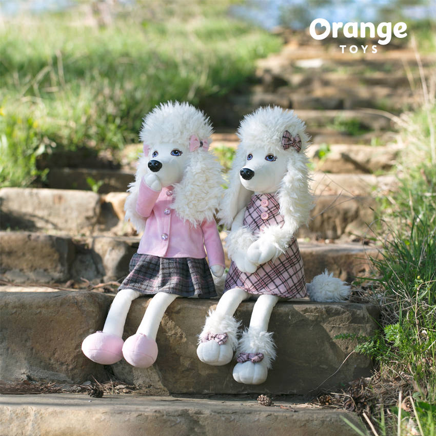 Пудель Лора, Orange Toys