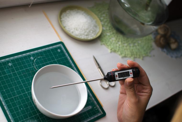 мастер-класс по цветам из полиморфуса, молд для глины