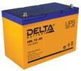Герметичный свинцово-кислотный аккумулятор Delta HRL 12-90