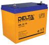 Герметичный свинцово-кислотный аккумулятор Delta HRL 12-75