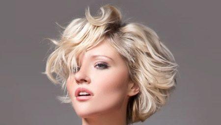 Хитрости создания удачной укладки для коротких волос