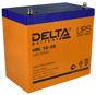 Герметичный свинцово-кислотный аккумулятор Delta HRL 12-55