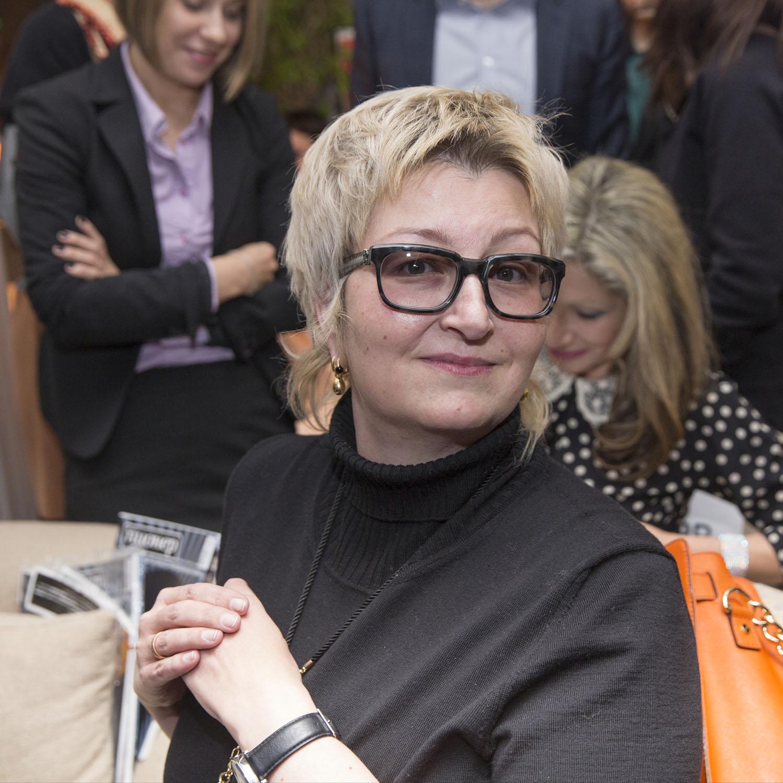 Писательница Татьяна Устинова